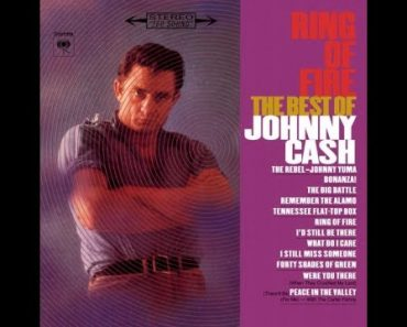 Johnny Cash | Ring Of Fire (vocal only)