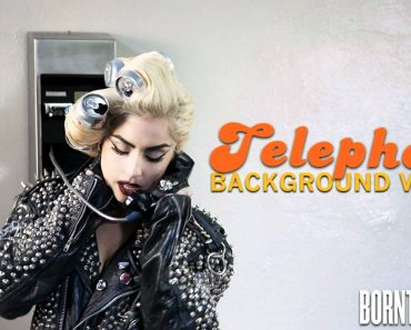 Lady Gaga | Telephone (background and processed vocals)