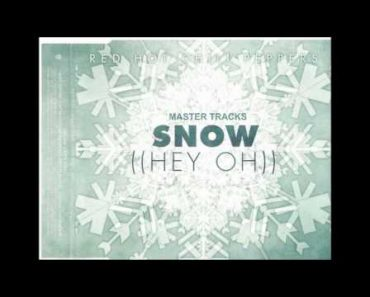 Red Hot Chili Peppers | Snow (Hey Oh) (instrumental, bass only)
