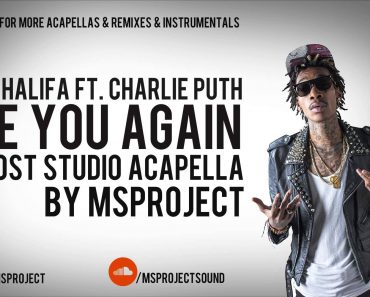 See You Again | Wiz Khalifa   ft. Charlie Puth (vocals, rap only)