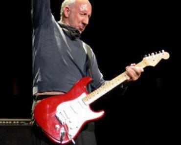 Pete Townshend by Kubacheck