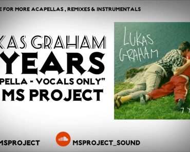 Lukas Graham | 7 Years (vocal only)