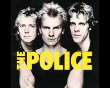 The Police | Every Little Thing She Does Is Magic (Sting vocal and bass)