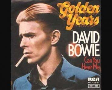 David Bowie | Golden Years (vocal only)
